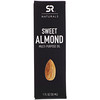 Sports Research, Sweet Almond Multi-Purpose Oil, 1 fl oz (30 ml)