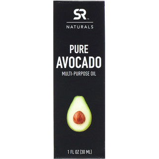 Sports Research, Pure Avocado Multi-Purpose Oil, 1 fl oz (30 ml)