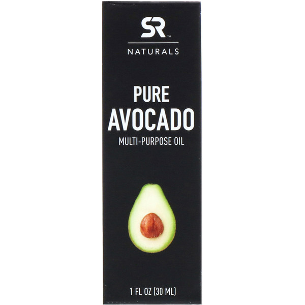 Pure Avocado Multi-Purpose Oil, 1 fl oz (30 ml)