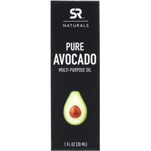 Спортс Ресерч, Pure Avocado Multi-Purpose Oil, 1 fl oz (30 ml) отзывы покупателей