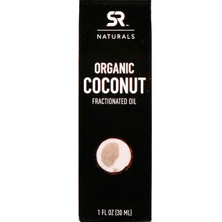 Sports Research, Óleo de Coco Orgânico Fracionado, 1 fl oz (30 ml)