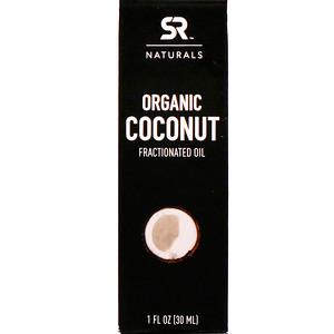 Спортс Ресерч, Organic Coconut Fractionated Oil, 1 fl oz (30 ml) отзывы покупателей