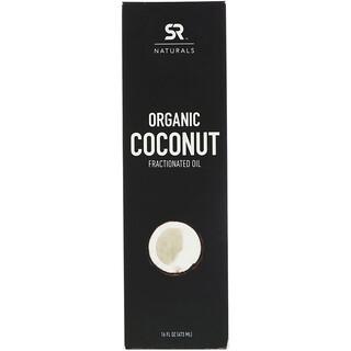 Sports Research, オーガニックココナッツ分離オイル、16液量オンス (473 ml)