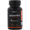 Sports Research, Astaxanthin with Coconut Oil, 12 mg, 15 Softgels