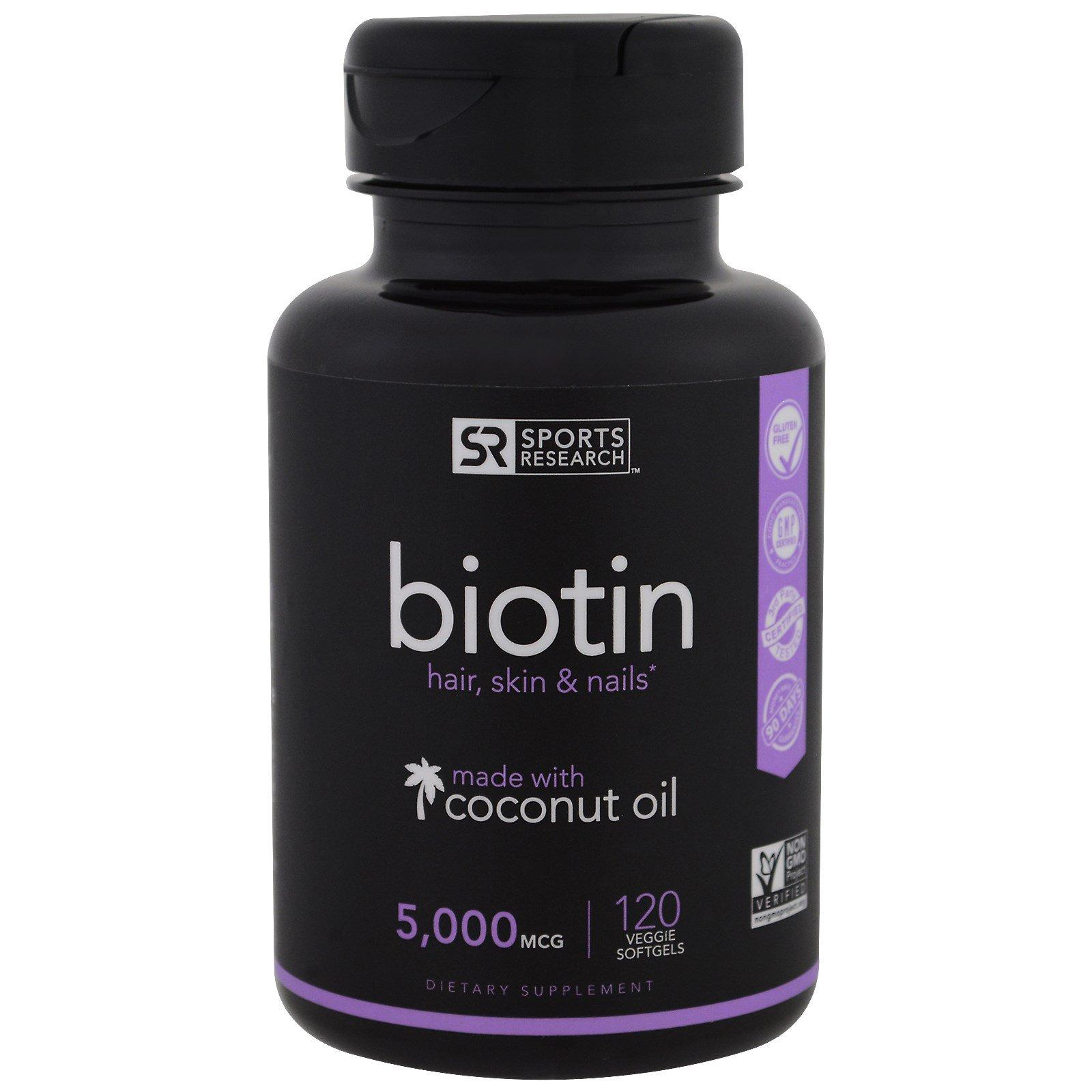 Rapid weight loss biotin