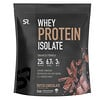 Sports Research, Whey Protein Isolate, Dutch Chocolate, 5 lbs (2.27 kg)