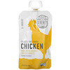 Serenity Kids, Chicken with Organic Peas & Carrots, 6+ Months, 3.5 oz (99 g)