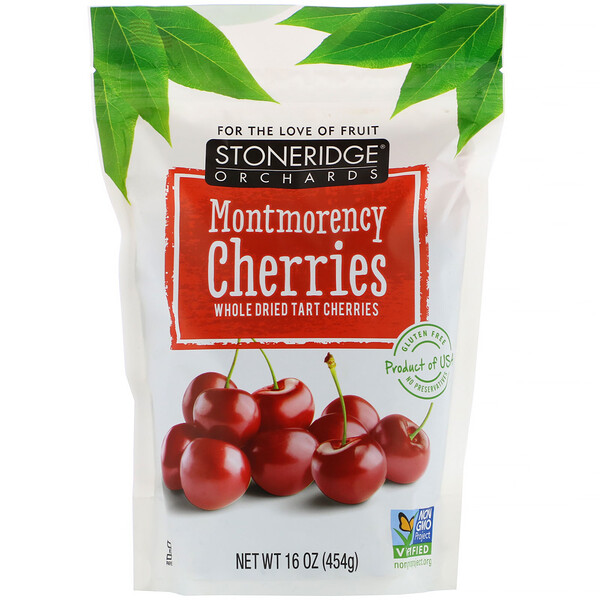 Stoneridge Orchards, Montmorency Cherries, 16 oz (454 g)