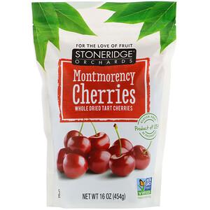 Стоунридж Орчардс, Montmorency Cherries, 16 oz (454 g) отзывы покупателей