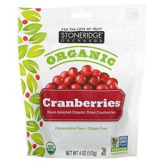 Stoneridge Orchards, 有机蔓越橘,4 盎司(113 克)