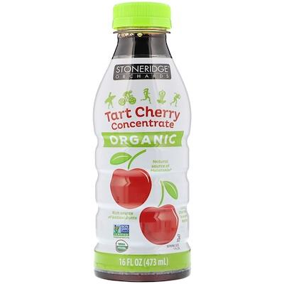 Купить Stoneridge Orchards Органический, вишневый концентрат, 16 ж. унц.(473 мл)