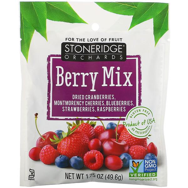Berry Mix, 1.75 oz (49.6 g)