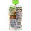 Sprout Organic, Baby Food، المرحلة 2، الجزر، الحمص، الكوسة، الكمثرى، 3.5 أوقية (99 جم)