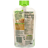 Sprout Organic, غذاء الطفل، المرحلة 3، البازلاء بالفول السوداني، الكينوا والبلح، 4 أونصات (113 جم)