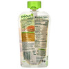 Sprout Organic, Baby Food, 8 Months & Up, Pumpkin, Apple, Red Lentil with Cinnamon, 4 oz (113 g)