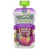 Sprout Organic, Veggie Power, Purple Carrot with Strawberry, Grape & Sweet Potato, 4 oz (113 g)