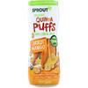 Sprout Organic, Quinoa Puffs, Carrot Mango, 1.5 oz (43 g)
