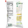 Sprout Organic, Crinklez,膨化鹰嘴豆和蔬菜零食,12 个月及以上,南瓜和胡萝卜,1.484 盎司(42 克)