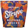 Stryve Foods, Biltong Sticks, Original, 16 oz (454 g)