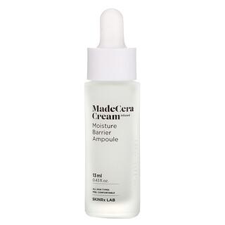 SkinRx Lab, MadeCera Cream, Moisture Barrier Ampoule, 0.43 fl oz (13 ml)