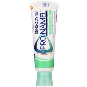 Sensodyne, ProNamel,  Daily Protection Toothpaste, MintEssence, 4.0 oz (113 g) отзывы