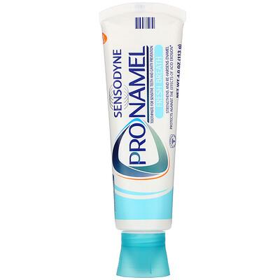 Купить Sensodyne ProNamel, зубная паста, «Свежее дыхание», волна свежести, 113г