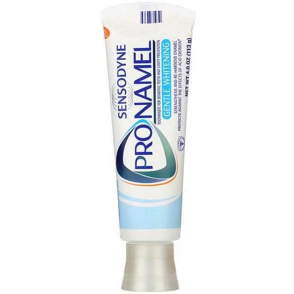 Sensodyne, ProNamel, Gentle Whitening Toothpaste, 4.0 oz (113 g)