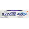 Sensodyne, Rapid Relief Toothpaste with Fluoride, Mint, 3.4 oz (96.4 g)