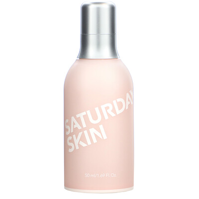 Купить Saturday Skin Freeze Frame, Moisturizing Beauty Essence, 1.69 fl oz (50 ml)
