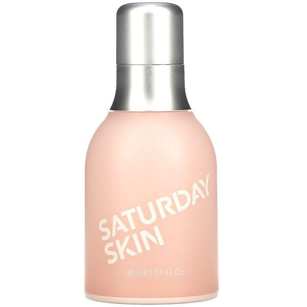 Saturday Skin, Wide Awake, Creme Clareador para a Área dos Olhos, 30 ml (1,01 fl oz)