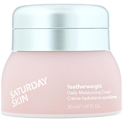 Купить Saturday Skin Featherweight, дневной увлажняющий крем, 50мл (1, 69жидк.унции)