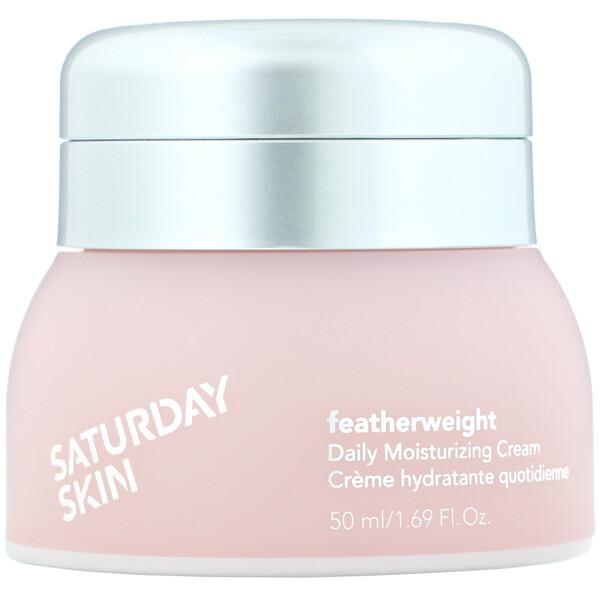 Featherweight, Daily Moisturizing Cream, 1.69 fl oz (50 ml)