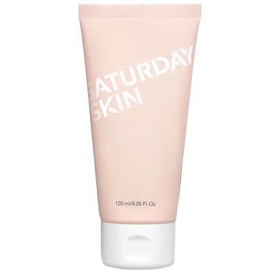 Купить Saturday Skin Rise + Shine, Gentle Cleanser, 4.05 fl oz (120 ml)