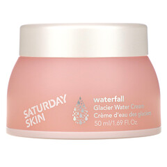 Saturday Skin, 瀑布,冰川水霜,1.69 液量盎司(50 毫升)