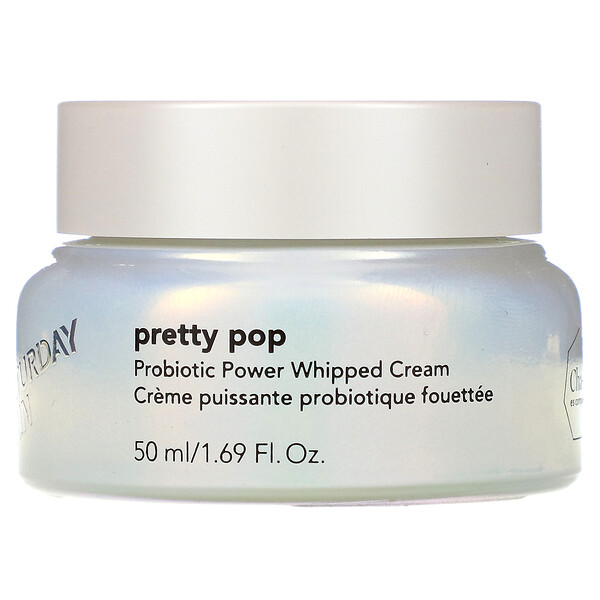 Pretty Pop, Probiotic Power Whipped Cream, Creme mit Probiotika, 50 ml (1,69 fl. oz.)