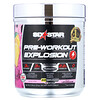 Six Star, Pre-Workout Explosion, Pink Lemonade, 8.16 oz (231 g)