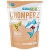 SeaSnax, Chomperz, Crunchy Seaweed Chips, Onion, 1 oz (30 g)