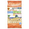 SeaSnax, Grab & Go, Organic Premium Roasted Seaweed Snack, Toasty Onion, 6 Packs, 0.18 oz (5 g) Each