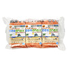 SeaSnax, Grab & Go, Toasty Onion, Roasted Seaweed Snack, 6-pack (.21 oz each)