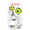 Sassy, Inspire The Senses, Spin Shine Rattle, 0-24 Months, 1 Count