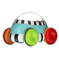 Sassy, 激發感官,易抓握推車,適用於 6-24 個月嬰幼兒,1 件裝