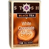 Stash Tea, Premium Black Tea, White Chocolate Mocha, 18 Tea Bags, 1.2 oz (36 g)