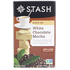 Stash Tea, Black Tea, White Chocolate Mocha, 18 Tea Bags, 1.2 oz (36 g)
