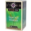 Stash Tea, Premium, Black Tea, Super Irish Breakfast, 20 Tea Bags, 1.4 oz (40 g)