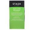 Stash Tea, Black Tea, Super Irish Breakfast, 20 Tea Bags, 1.4 oz (40 g)