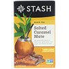 Stash Tea, Black Tea, Salted Caramel Mate, 18 Tea Bags, 1.2 oz (36 g)