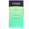 Stash Tea, Green Tea, Moroccan Mint, 20 Tea Bags, 0.9 oz (26 g)