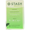 Stash Tea, Green Tea, Organic Premium Green , 18 Tea Bags, 1.1 oz (33 g) (Discontinued Item)