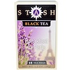 Stash Tea, Premium, Black Tea, Breakfast in Paris, 18 Tea Bags, 1.2 oz (36 g)