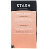 Stash Tea, Oolong Tea, White Peach, 18 Tea Bags, 1.2 oz (35 g)
